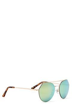 Pieces Gili Sunglasses Rose Gold Colour Bubbleroom.fi