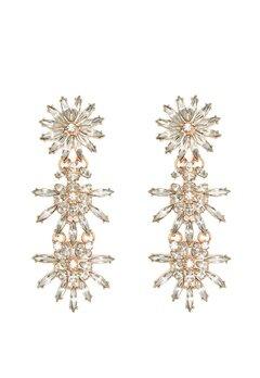 Pieces Joliana Earrings Gold Colour Bubbleroom.se