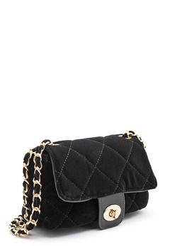 Pieces Josephine Cross Body Black Bubbleroom.no