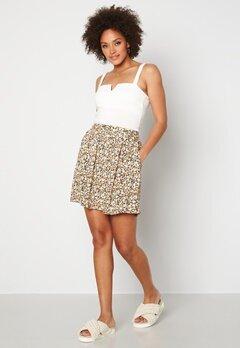 Pieces Nya MW Skirt Black Bubbleroom.se