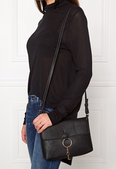 Pieces Puk cross body bag Black Bubbleroom.fi