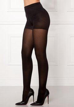 Pieces Shaper 40 den tights Black Bubbleroom.fi