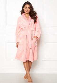 PJ. Salvage Luxe Plush Robes Blush Bubbleroom.eu
