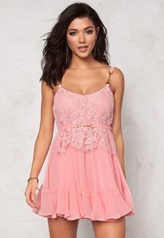 Ida Sjöstedt Precious Dress Pink Bubbleroom.fi