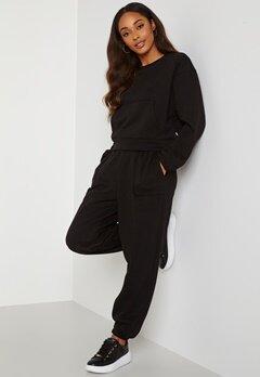 PUMA Loungewear Suit 01 Black bubbleroom.se
