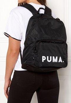 PUMA Originals Backpack Trend 001 Black Bubbleroom.se