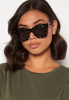 Quay Australia After Hours Sunglasses Black Silver / Smoke Bubbleroom.se