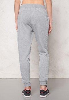 Röhnisch Anja Sweat Pants Grey Melange Bubbleroom.no