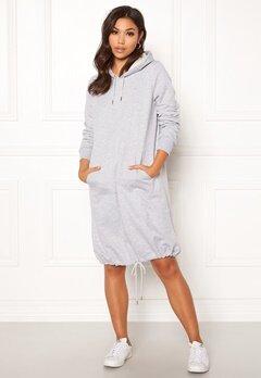 Röhnisch Comfy Dress 0006 Grey Melange Bubbleroom.se
