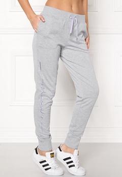 Röhnisch Estrid Sweat Pants Grey Melange Bubbleroom.se