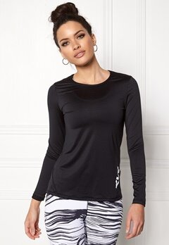 Röhnisch Genna Long Sleeve Black Bubbleroom.fi