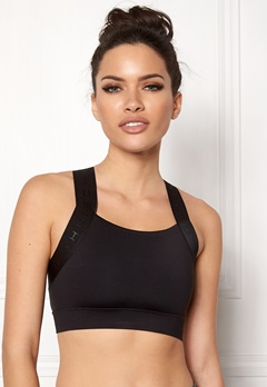 Röhnisch Kay Sports Bra Black Bubbleroom.fi