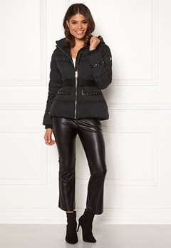 Guess Raina Jacket Jet Black Bubbleroom.se