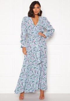 Ravn Neo Dress Vintage Flower Print Bubbleroom.se