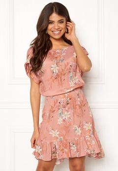 Ravn Shea Dress Nude Flower Bubbleroom.se 5a95098546c16
