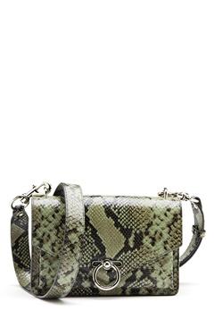 Rebecca Minkoff Jean Md Shoulder Bag Thyme Bubbleroom.se