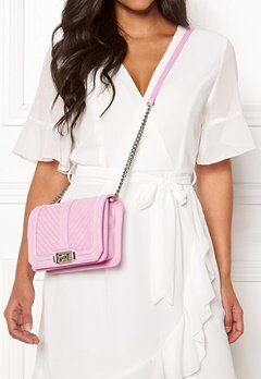 Rebecca Minkoff Small Love Crossbody Light Orchid Bubbleroom.se