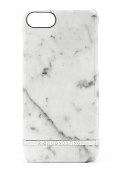 Richmond & Finch Iphone 7 Case White Marble Bubbleroom.se