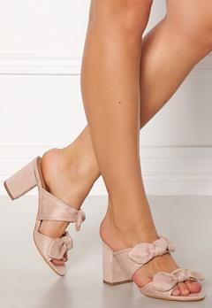 Truffle Rima Bow Sandals Nude Bubbleroom.se