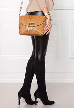 Mixed from Italy Rinacimento Leather Bag Brown Bubbleroom.se