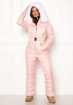 ROCKANDBLUE Ciara Jump Suit Down Light Pink/White Bubbleroom.se
