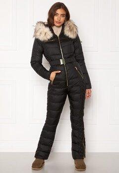 ROCKANDBLUE Ciara Jumpsuit 89395 Black/Arctic/G Bubbleroom.se