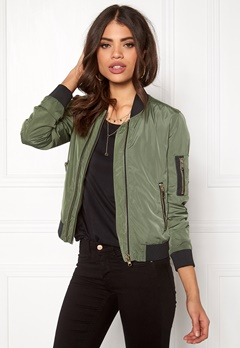 ROCKANDBLUE Crow Whippy Jacket Army Green Bubbleroom.se