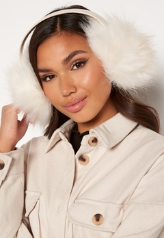 ROCKANDBLUE Earmuff Faux Fur Light Beige Bubbleroom.se