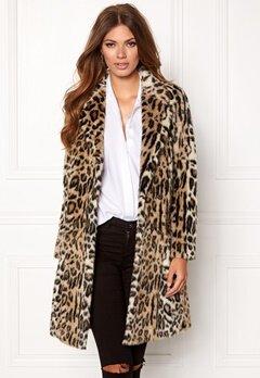 ROCKANDBLUE Kelly Faux Fur Leopard Leopard Bubbleroom.dk