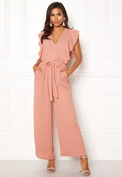 ONLY Rose SL Jumpsuit Rose Dawn Bubbleroom.se