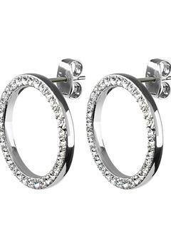 Dyrberg/Kern Roselle Crystal Silver Bubbleroom.se