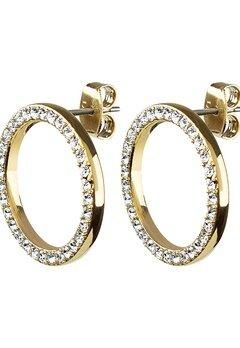 Dyrberg/Kern Roselle Crystal Gold Bubbleroom.se