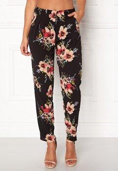 Rut & Circle Carina Flower Pant Black Combo Bubbleroom.se