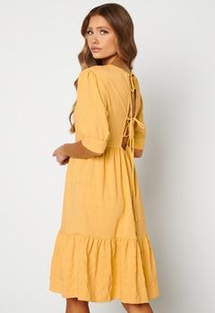 Rut & Circle Cornelia Dress 700 Yellow Bubbleroom.se
