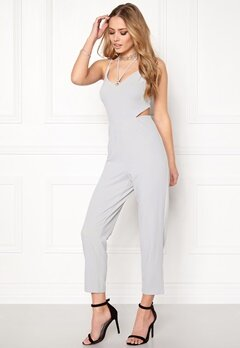 Rut & Circle Dessie Jumpsuit 218 Grey Bubbleroom.se