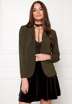 Rut & Circle Donna Blazer 060 Olive Bubbleroom.no