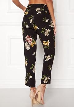 Rut & Circle Elsa Flower Pants Black Combo Bubbleroom.fi