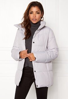 Rut & Circle Hilma Padded Jacket Filler Grey Bubbleroom.fi