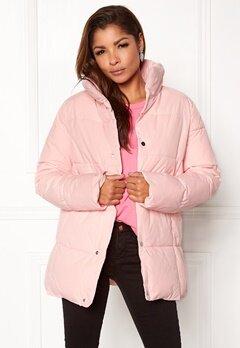 Rut & Circle Hilma Padded Jacket Lt Pink Bubbleroom.fi