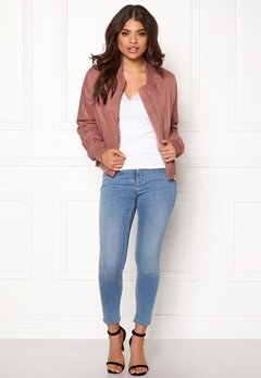 Rut & Circle Kate Bomber Jacket Canyon Pink Bubbleroom.fi