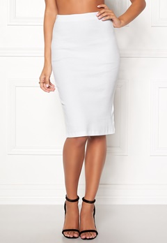 Rut & Circle Lilja Skirt White Bubbleroom.se