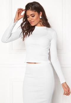 Rut & Circle Lilja Top White Bubbleroom.se