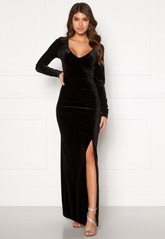 Rut & Circle Nikki Maxi Dress Black Bubbleroom.se