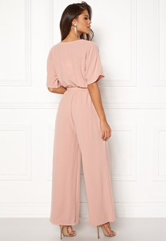 Rut & Circle Ollie Jumpsuit Pink Bubbleroom.se