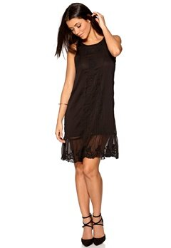 Rut & Circle Price Ingrid dress Black Bubbleroom.no