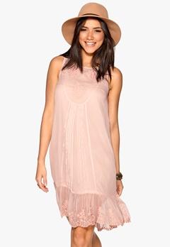 Rut & Circle Price Ingrid dress Power Pink Bubbleroom.no