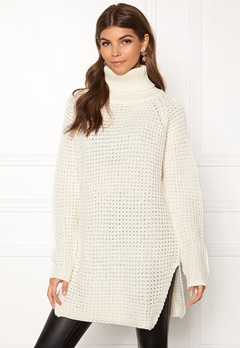 Rut & Circle Samira Polo White Bubbleroom.se