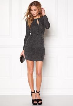 Rut & Circle Tiara dress 500 Black short Bubbleroom.fi