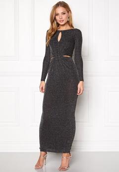 Rut & Circle Tiara dress 504 Black long Bubbleroom.se