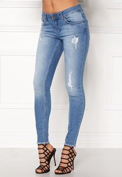Rut & Circle Victoria Jeans 625 Md Wash Bubbleroom.fi